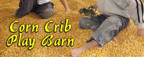 Corn Crib Play Barn - Raleigh, NC